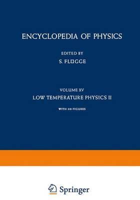 Kaltephysik II / Low Temperature Physics II