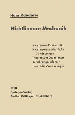 Nichtlineare Mechanik