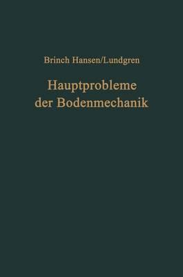 Hauptprobleme Der Bodenmechanik