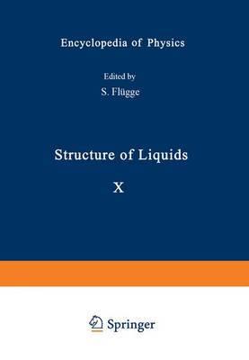 Struktur Der Fla1/4ssigkeiten / Structure of Liquids