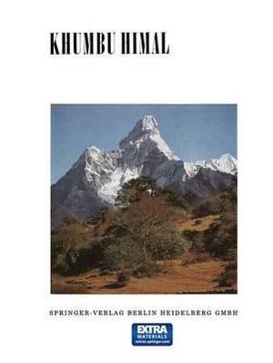 Khumbu Himal: Ergebnisse Des Forschungsunternehmens Nepal Himalaya