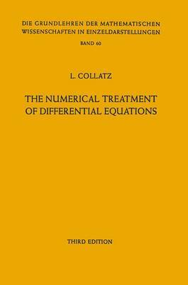 The Numerical Treatment of Differential Equations