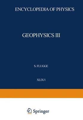 Geophysik III / Geophysics III 1