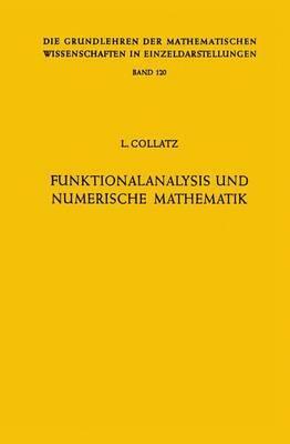 Funktionalanalysis Und Numerische Mathematik.