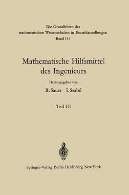 Mathematische Hilfsmittel Des Ingenieurs