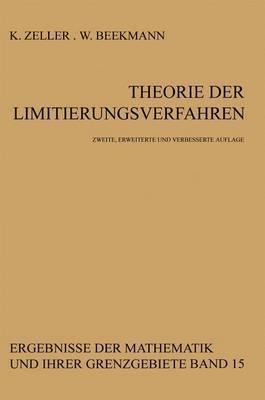 Theorie Der Limitierungsverfahren