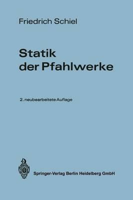 Statik Der Pfahlwerke