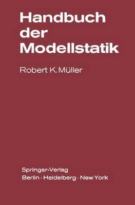 Handbuch Der Modellstatik