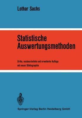 Statistische Auswertungsmethoden