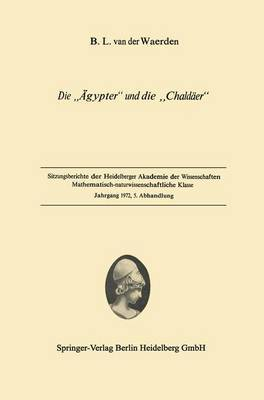 Die  A gypter  Und Die  Chaldaer