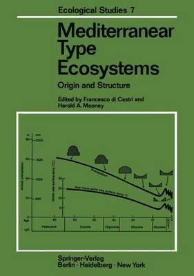 Mediterranean Type Ecosystems: Origin and Structure