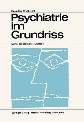 Psychiatrie Im Grundriss.