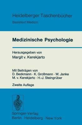 Medizinische Psychologie