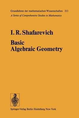 Basic Algebraic Geometry