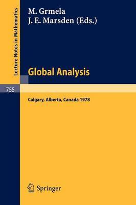 Global Analysis: Proceedings
