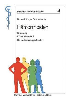 Hamorrhoiden: Symptome, Krankheitsverlauf, Behandlungsmaglichkeiten