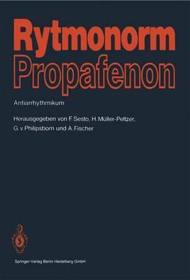Rytmonorm: Propafenon - Antiarrhythmikum