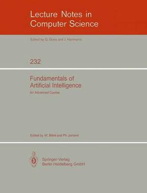 Fundamentals of Artificial Intelligence: An Advanced Course