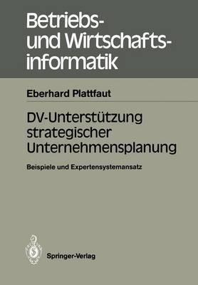DV-Unterstutzung Strategischer Unternehmensplanung