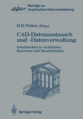 CAD-Datenaustausch und -Datenverwaltung