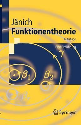 Funktionentheorie: Eine Einfuhrung
