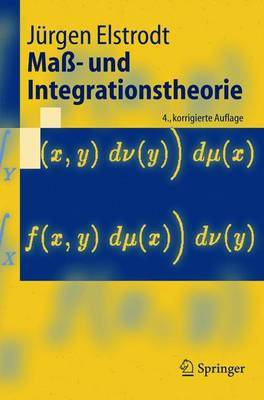 Mass- und Integrationstheorie