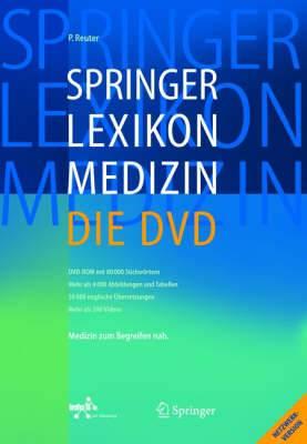 Springer Lexikon Medizin - Die DVD: Einzelplatzversion