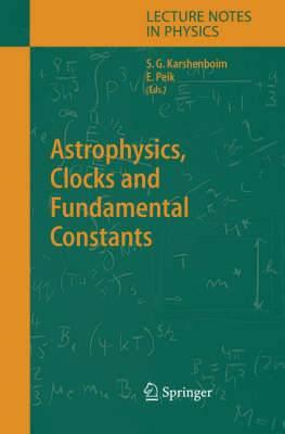 Astrophysics, Clocks and Fundamental Constants