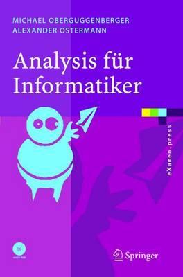Analysis Fur Informatiker: Grundlagen, Methoden, Algorithmen