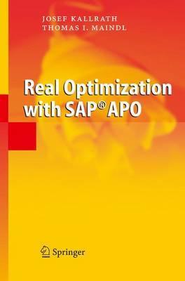 Real Optimization with SAP (R) APO