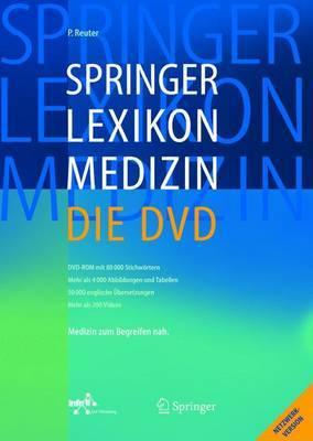 Springer Lexikon Medizin - Die DVD: Netzwerkversion