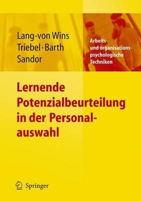 Lernende Potenzialbeurteilung in Der Personalauswahl