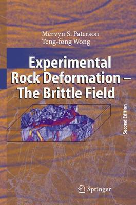 Experimental Rock Deformation: The Brittle Field
