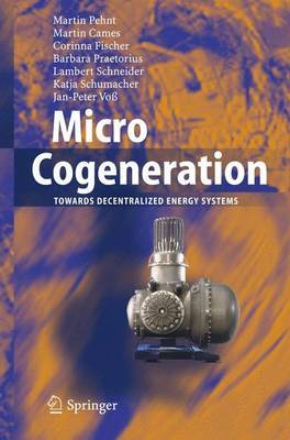 Micro-cogeneration: Towards Decentralized Energy Systems