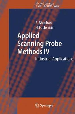 Applied Scanning Probe Methods IV: Industrial Applications