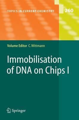 Immobilisation of DNA on Chips I: v. 1