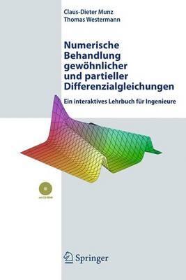 Numerische Behandlung Gewohnlicher Und Partieller Differentialgleichungen: Ein Interaktives Lehrbuch Fur Ingenieure