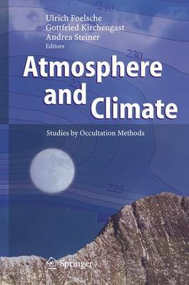 Atmosphere and Climate: Studies by Occultation Methods