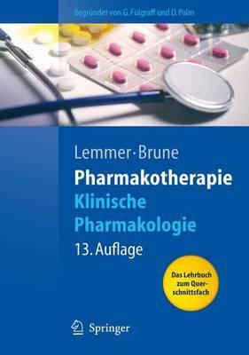 Pharmakotherapie: Klinische Pharmakologie
