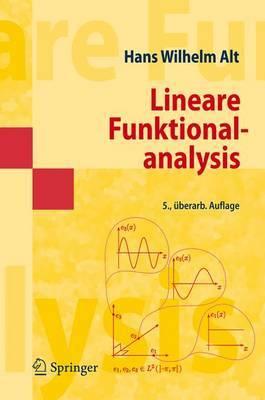 Lineare Funktionalanalysis: Eine Anwendungsorientierte Einfuhrung