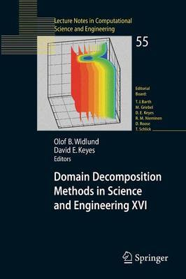 Domain Decomposition Methods in Science and Engineering: v. 16