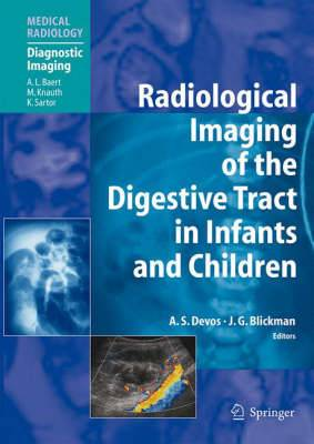 Radiological Imaging of the Digestive Tract in Infants and Children