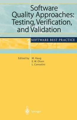 Software Quality Approaches: Testing, Verification, and Validation: v. 1