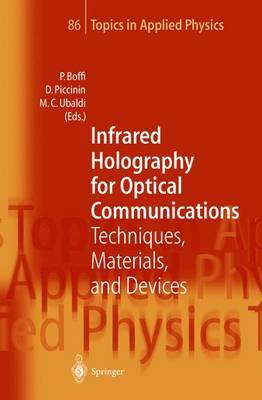 Infrared Holography for Optical Communications: Techniques, Materials and Devices: 2003