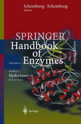Class 3.1 Hydrolases IV: EC 3.1.1 - 3.1.2: v.9