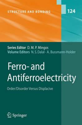 Ferro- and Antiferroelectricity: Order/Disorder versus Displacive
