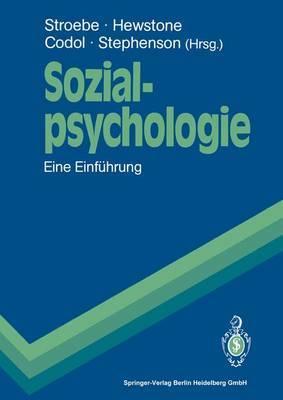 Sozialpsychologie: Eine Einf Hrung