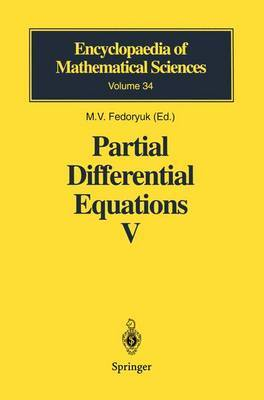 Partial Differential Equations V: Asymptotic Methods for Partial Differential Equations