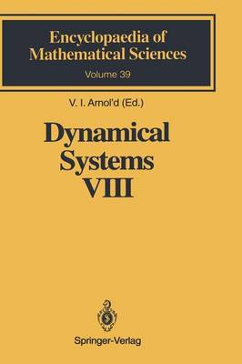 Dynamical Systems: Singularity Theory II. Applications: v. 8