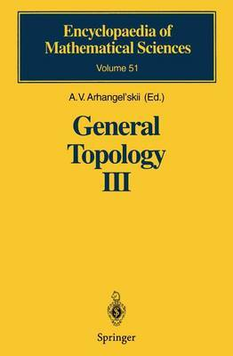 General Topology: v. 3: Paracompactness, Function Spaces, Descriptive Theory